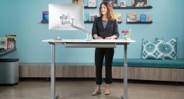 Stand-Up Desks: the Workplace Solution for Health and Well-Being